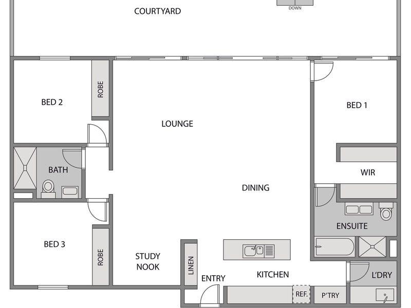 70/22 Eyre Street, Kingston, ACT 2604 - floorplan