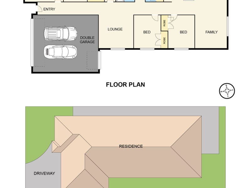 82 Wheelers Park Drive, Cranbourne North, Vic 3977 - floorplan