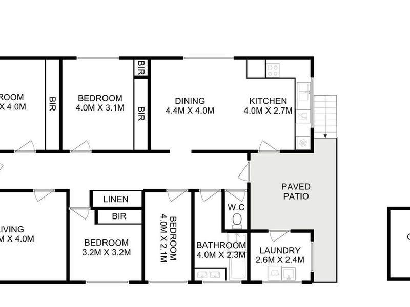 36 Easton Avenue, Moonah, Tas 7009 - floorplan