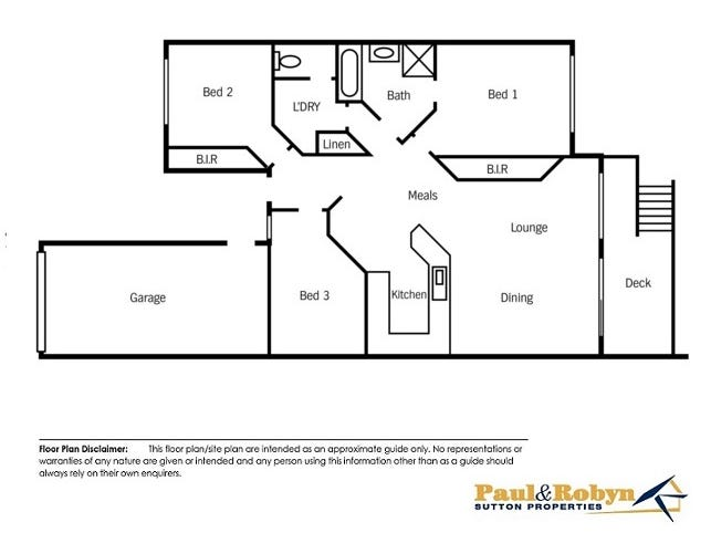 17/39 Wootton Crescent, Gordon, ACT 2906 - floorplan
