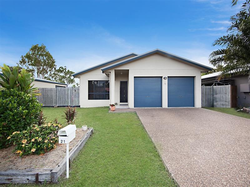 21 Noscov Cres, Kelso, Qld 4815