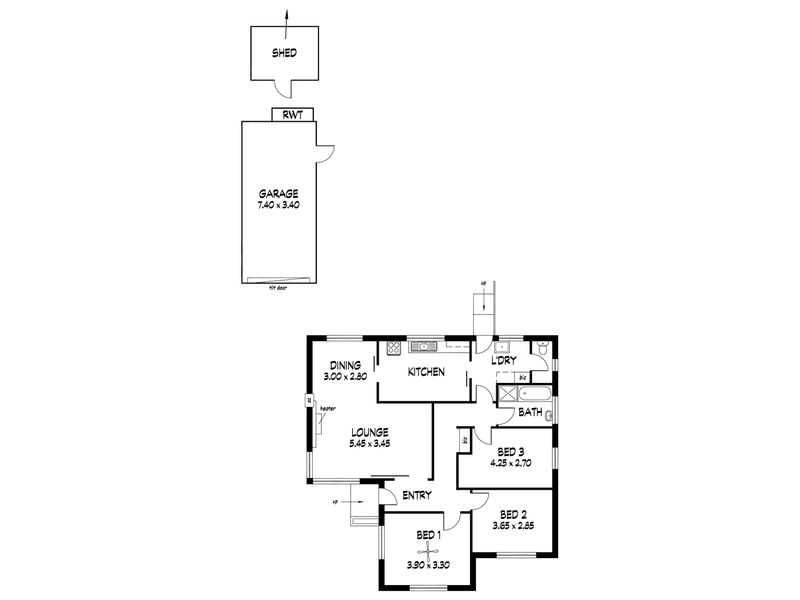 68  Autumn Avenue, Lockleys, SA 5032 - floorplan
