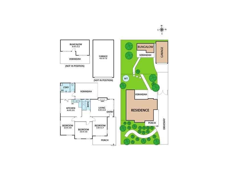 7 Cook Street, Ivanhoe, Vic 3079 - floorplan