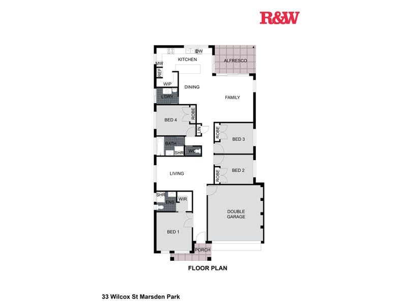 33 Wilcox Street, Marsden Park, NSW 2765 - floorplan