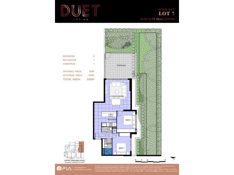 7/33-35 Cliff Rd, Epping, NSW 2121 - floorplan