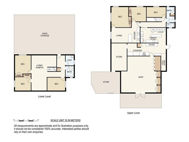 147 Blackstone Road, Silkstone, Qld 4304 - floorplan