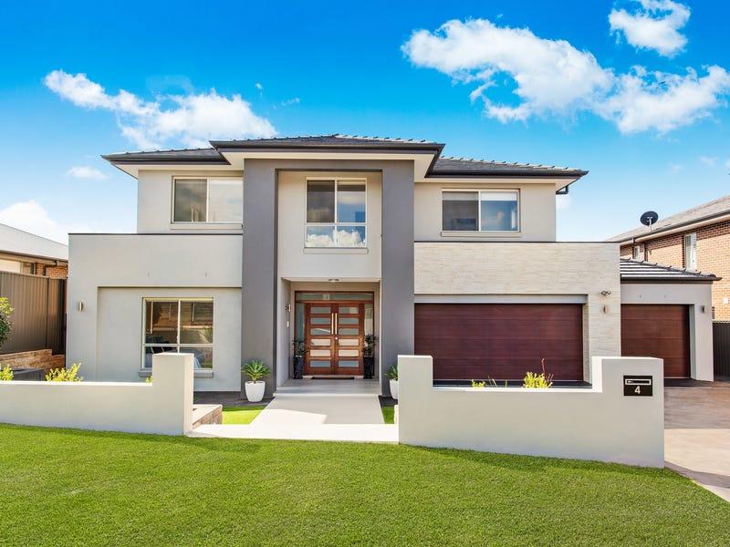 4 John Tibbett Way, Kellyville, NSW 2155