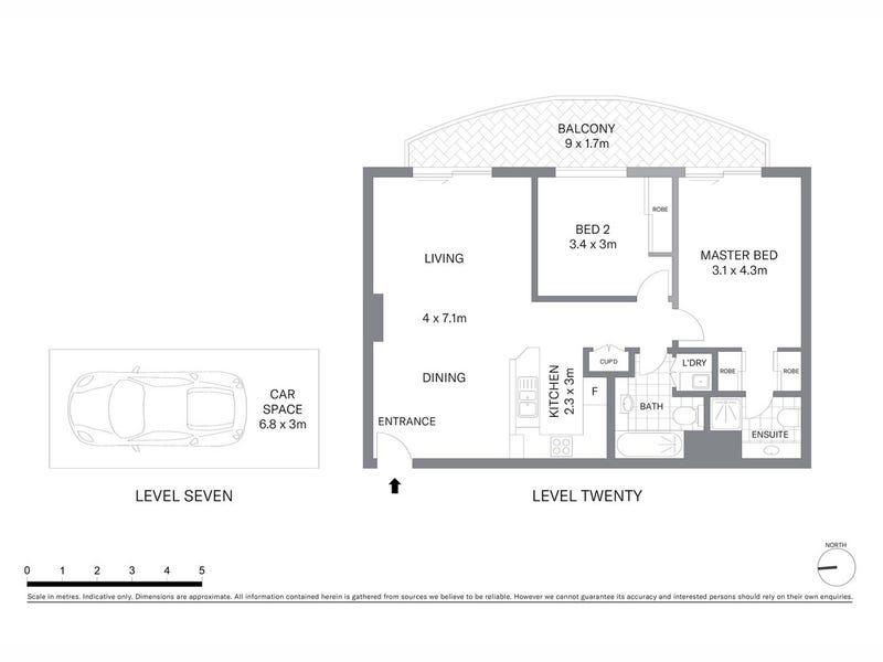 2003/343 Pitt Street, Sydney, NSW 2000 - floorplan