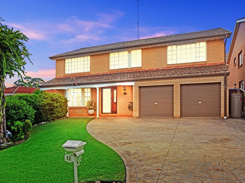 12 Gerald Street, Greystanes, NSW 2145