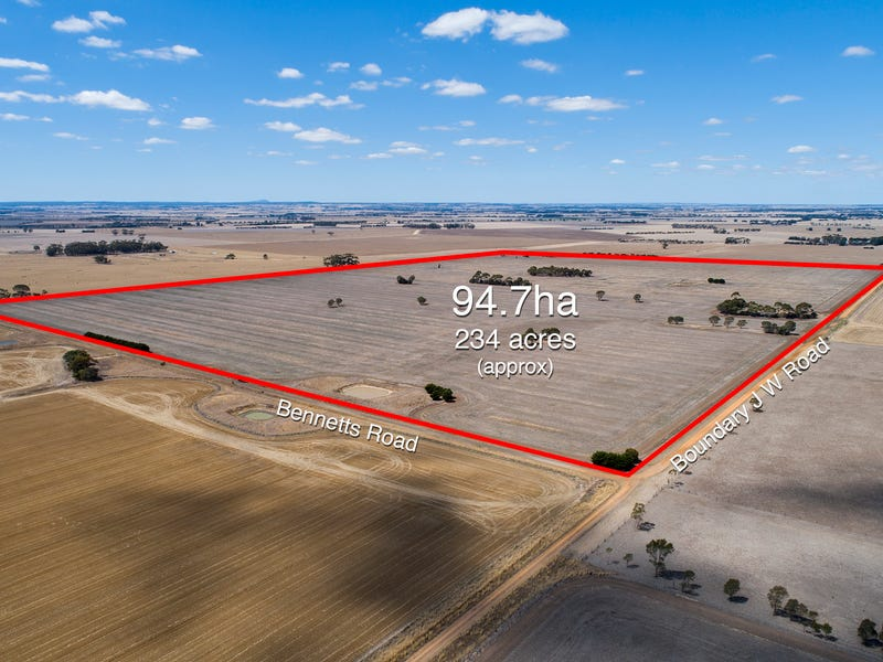 Lots 1 & 33 Bennetts Road, Werneth, Vic 3352