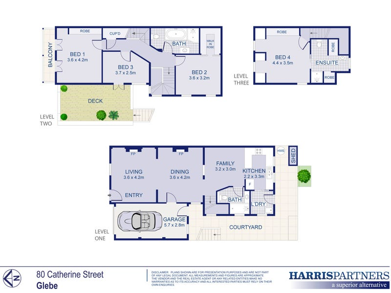 80 Catherine Street, Glebe, NSW 2037 - floorplan