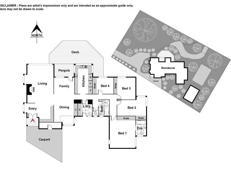 26 Irwin Street, Yarralumla, ACT 2600 - floorplan