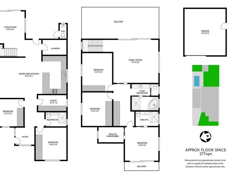 26 Hutchinson Street, Redhead, NSW 2290 - floorplan