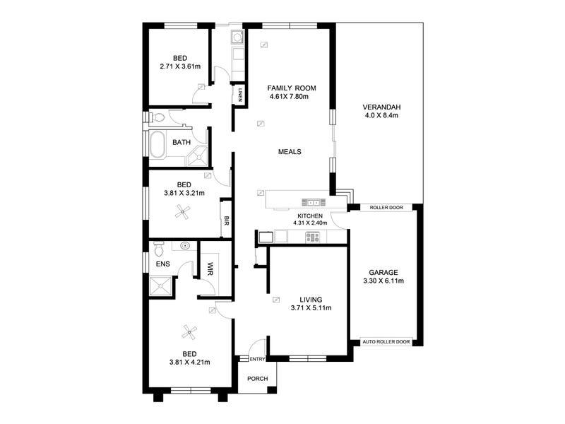26 Wood Avenue, Ridleyton, SA 5008 - floorplan