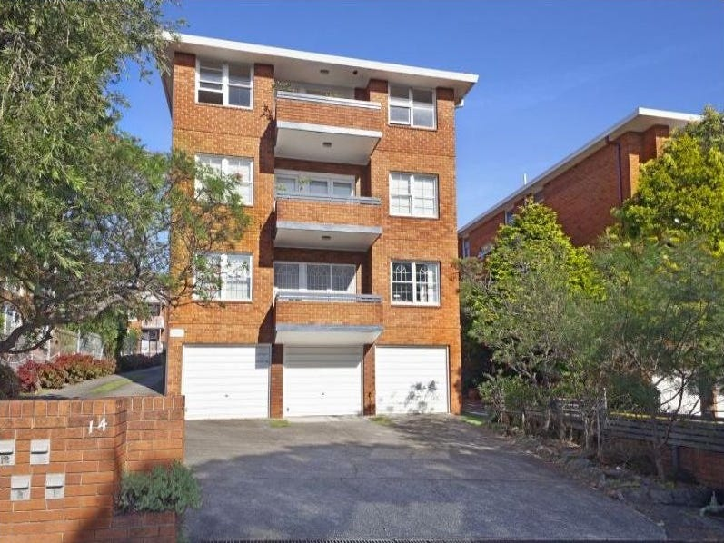 12/14 Webbs Avenue, Ashfield, NSW 2131