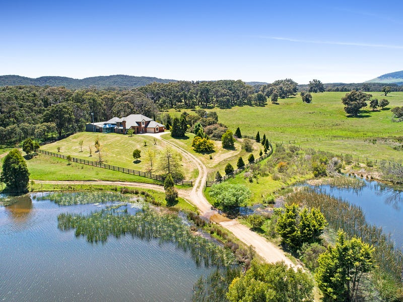 168 Burke and Wills Track, Lancefield, Vic 3435