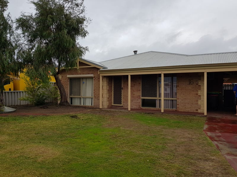 16 Canberra Close, Port Kennedy, WA 6172