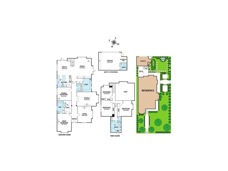 25 Wills Street, Kew, Vic 3101 - floorplan