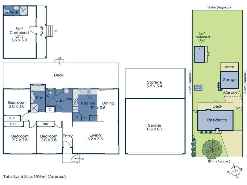 25 Sinclair Road, Bayswater, Vic 3153 - floorplan