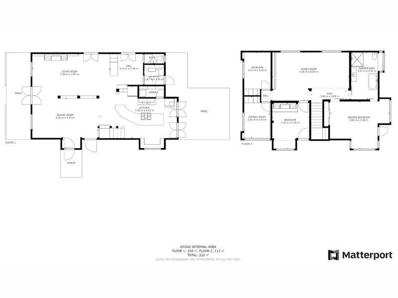 5 Castlereagh Street, Bundaberg South, Qld 4670 - floorplan