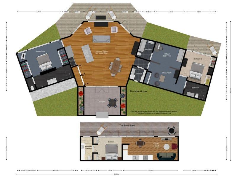 18 Granary Place, Sandford, Tas 7020 - floorplan