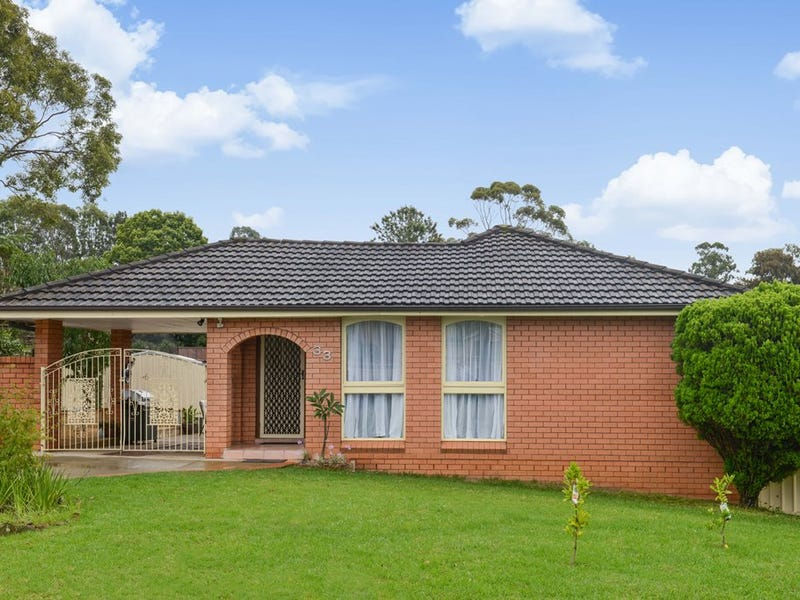 33 Salamaua Place, Glenfield, NSW 2167
