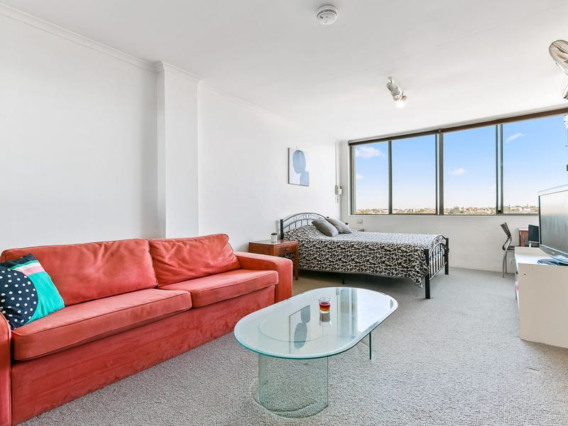 505 29 Newland Street Bondi Junction Nsw 2022 Bathrooms 1 Studio