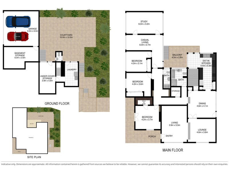20 Edmund Street, Chatswood, NSW 2067 - floorplan