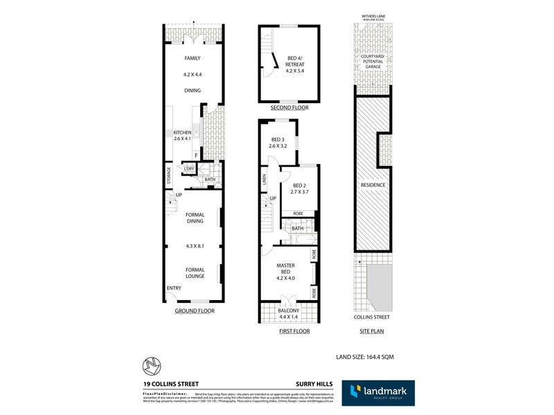 19 Collins Street, Surry Hills, NSW 2010 - floorplan