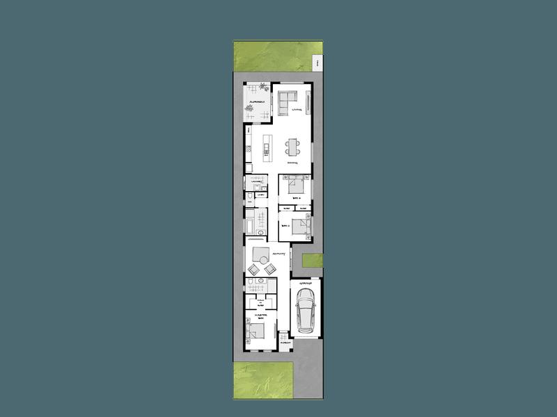 Lot 1 Glen Rowan Rd, Woodville South, SA 5011 - floorplan