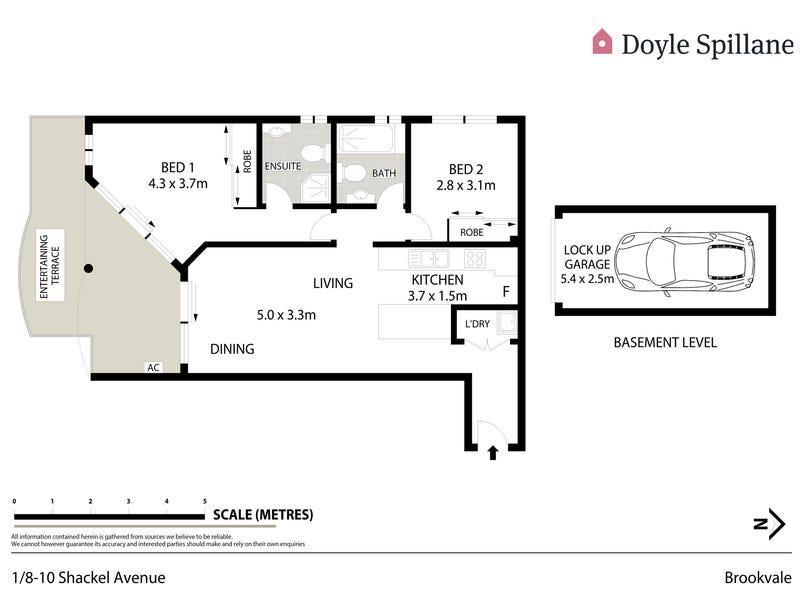 1/8-10 Shackel Avenue, Brookvale, NSW 2100 - floorplan