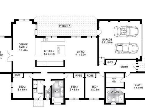 7 Kettle Street, Gungahlin, ACT 2912 - floorplan