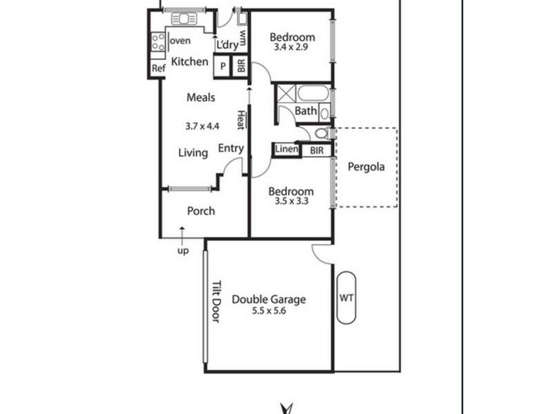 3/31 Shepparson Avenue, Carnegie, Vic 3163 - floorplan