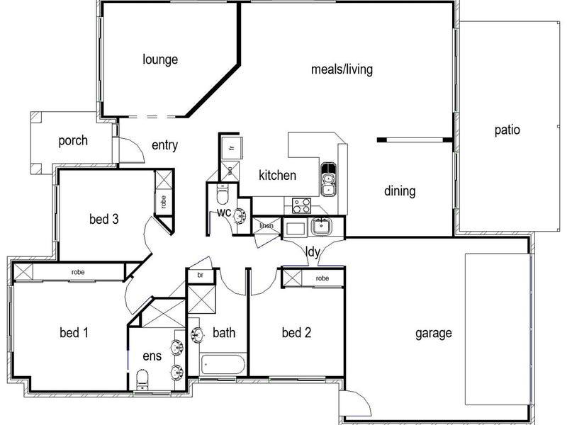 11/11 Eden Court, Nerang, Qld 4211 - floorplan