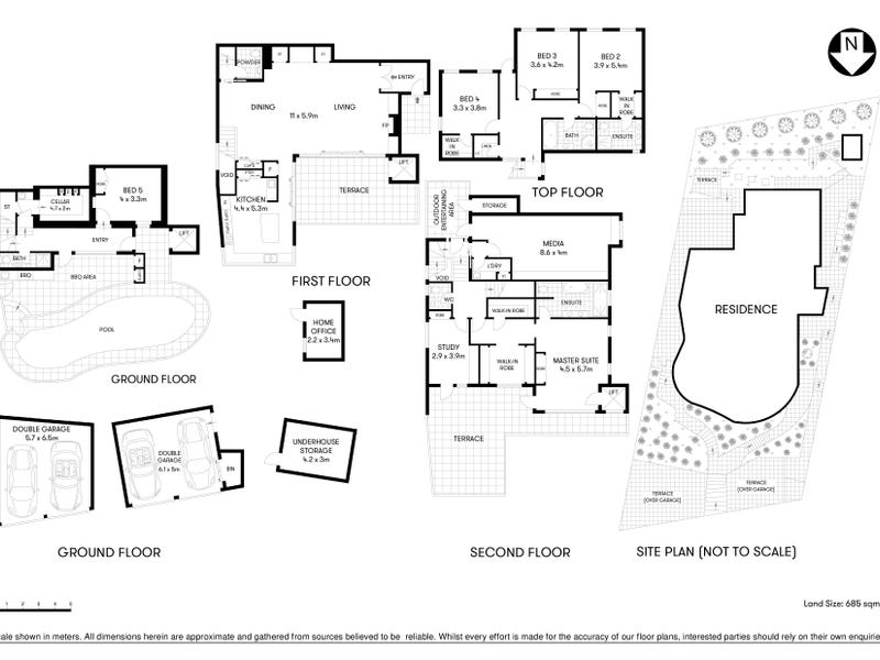 12 Delecta Avenue, Mosman, NSW 2088 - floorplan