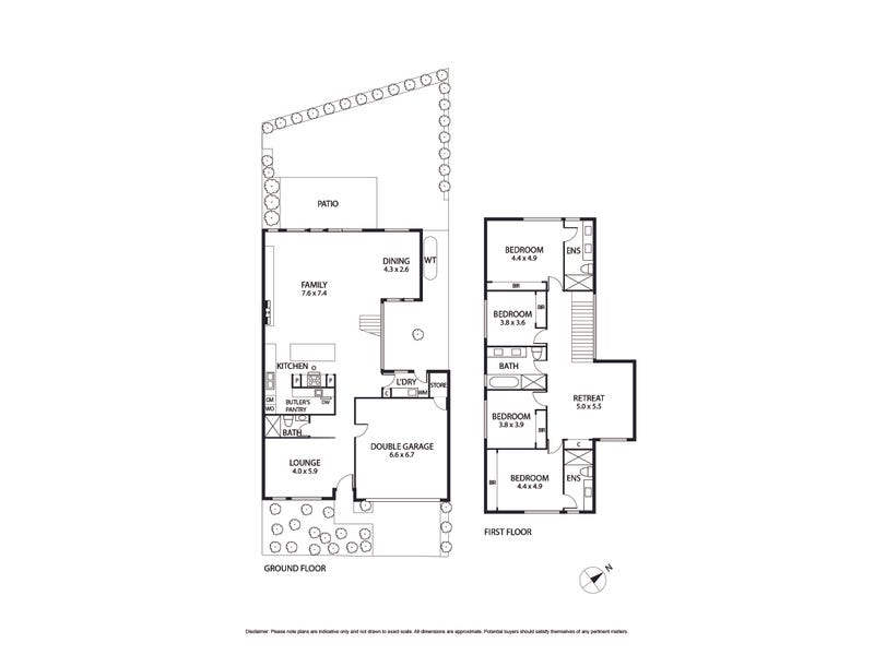65 Main Drive, Kew, Vic 3101 - floorplan