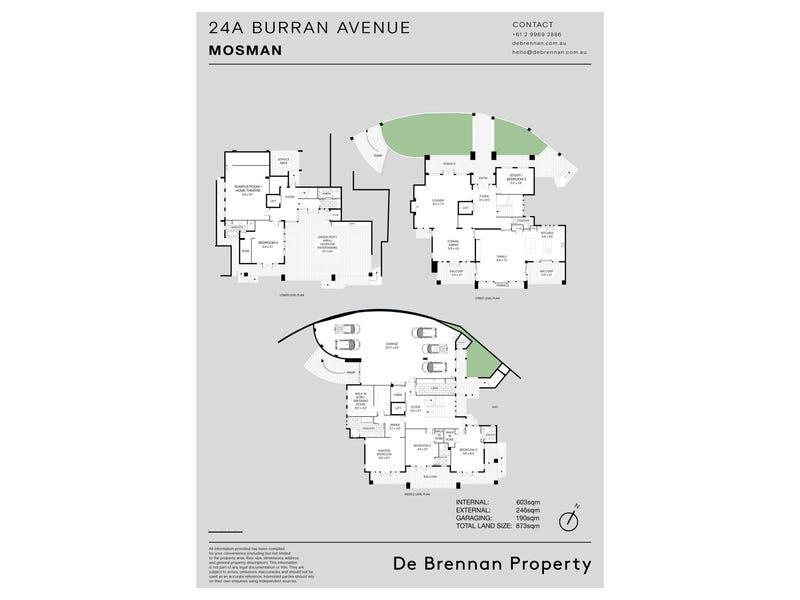 24a Burran Avenue, Mosman, NSW 2088 - floorplan