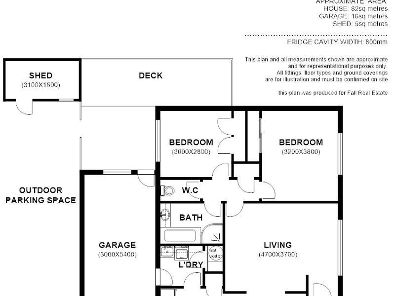 3/128 Main Road, Claremont, Tas 7011 - floorplan