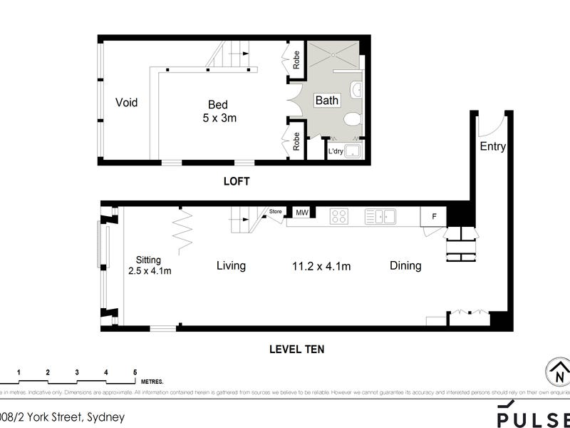 2 York Street, Sydney, NSW 2000 - floorplan