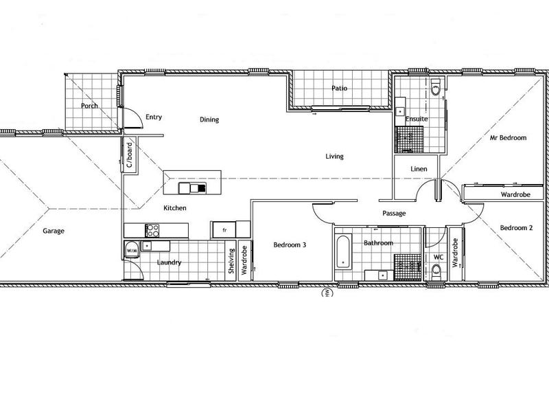 12 Hill Court, Wynyard, Tas 7325 - floorplan