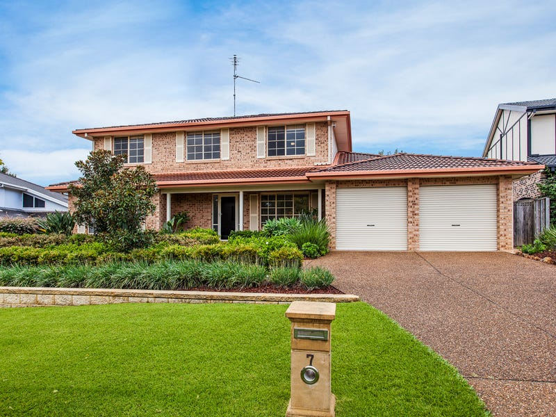 7 Miranda Close, Cherrybrook, NSW 2126