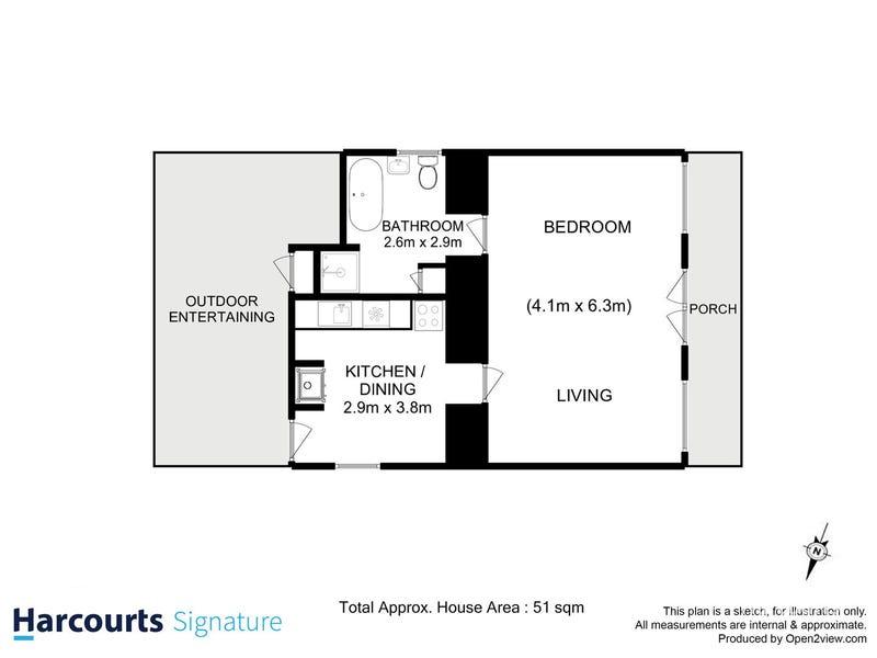 11 Edward Street, Richmond, Tas 7025 - floorplan