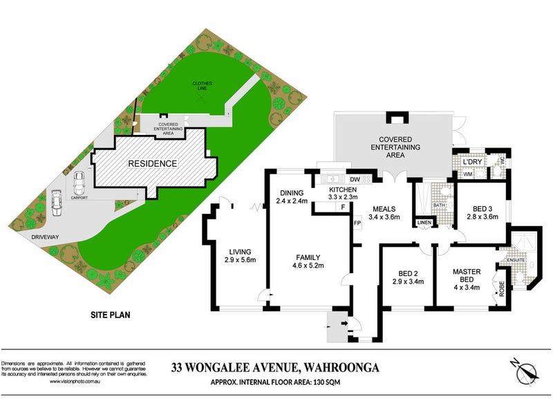 33 Wongalee Avenue, Wahroonga, NSW 2076 - floorplan