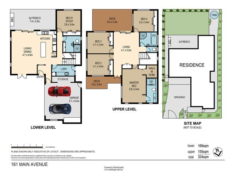 161 Main Avenue, Windsor, Qld 4030 - floorplan