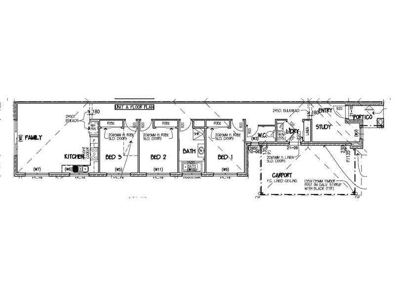 Braybrook, address available on request - floorplan