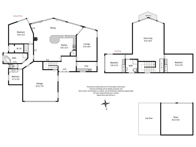 62 Gumbowie Drive, Port Sorell, Tas 7307 - floorplan