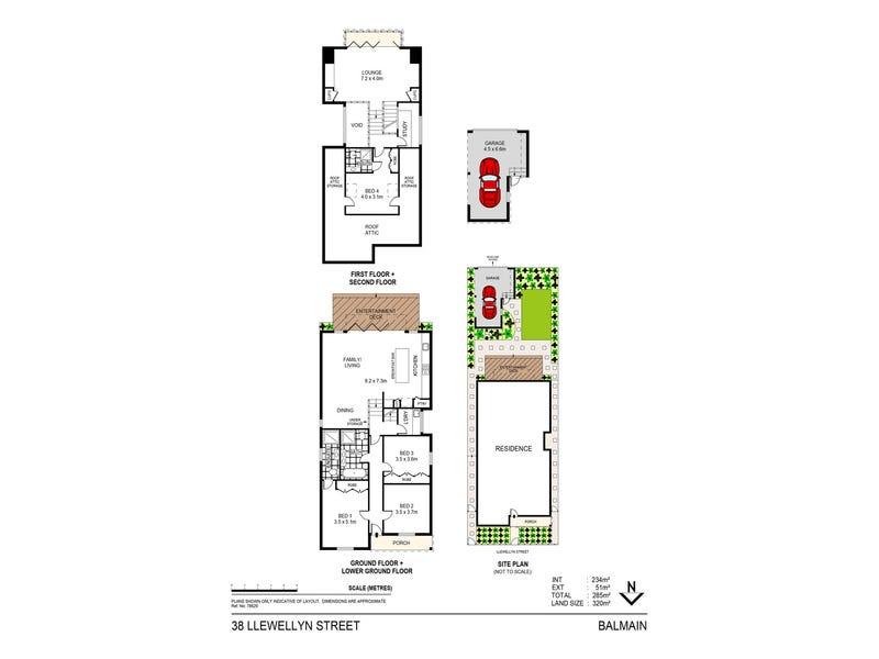 38 Llewellyn Street, Balmain, NSW 2041 - floorplan