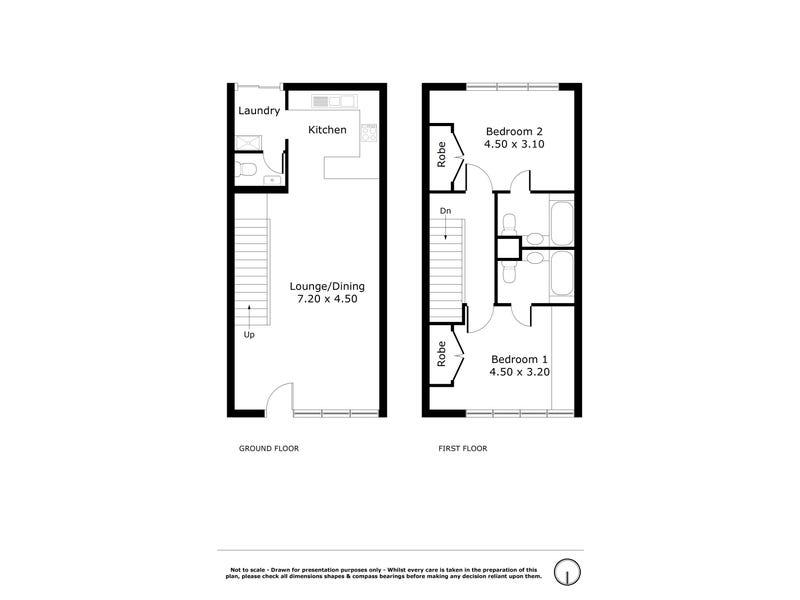 5/117 Lake Street, Perth, WA 6000 - floorplan
