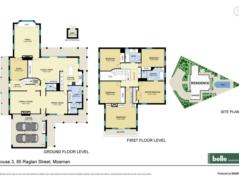 3/85 Raglan Street, Mosman, NSW 2088 - floorplan