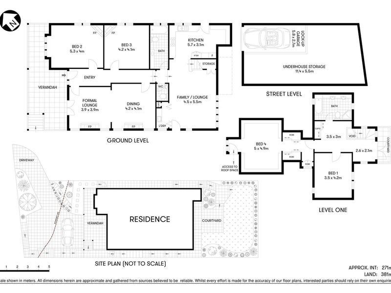 39 Avenue Road, Mosman, NSW 2088 - floorplan